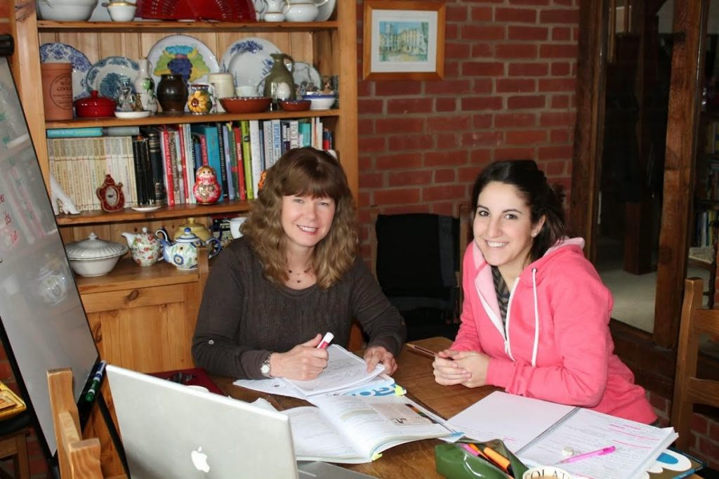 Cursos de Inglés en casa del profesor, Reino Unido – 2020