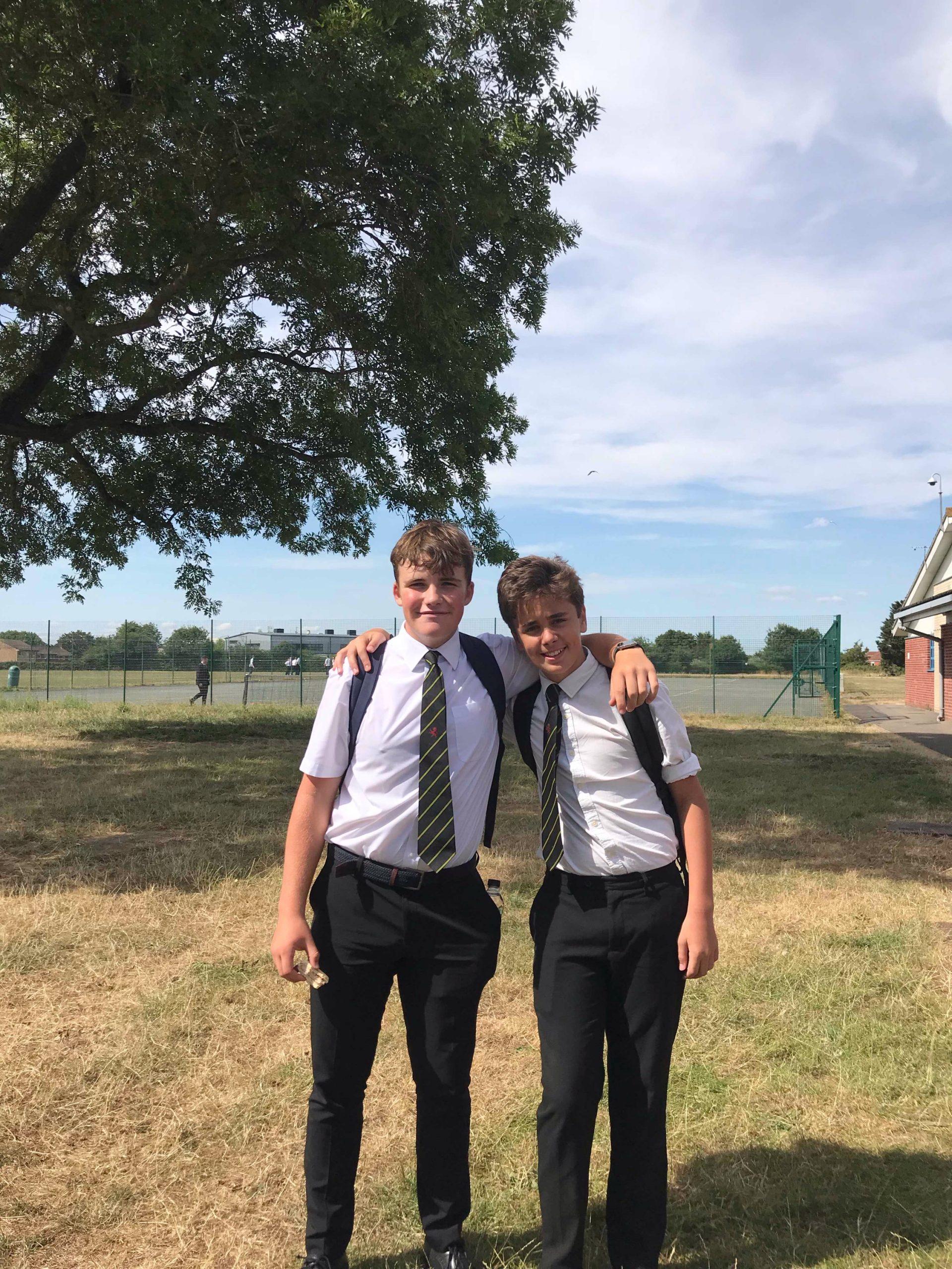 Trimestre escolar en Reino Unido