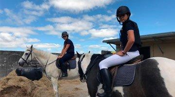 Cursos de Inglés y Equitación en Sligo – 2020