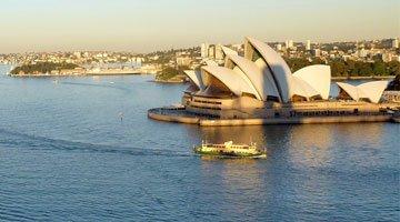 Cursos de Inglés en Sidney