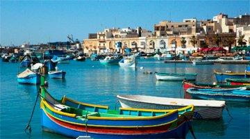 Cursos de Inglés en Malta (St. Julians)