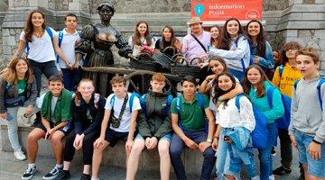 Cursos de Inglés en Área de Dublín – Agosto 2020