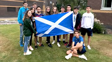 Cursos de Inglés en Edimburgo – Julio 2020