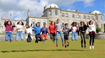 Estudiar inglés en Irlanda Dublín Knocklyon