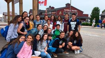 Curso inglés para jovenes en Canadá