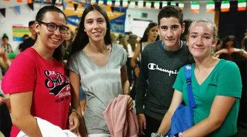 Cursos de Inglés en Rush. Programa 4:1 – Julio 2020