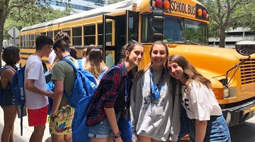 Cursos de Inglés en Florida – Julio 2020