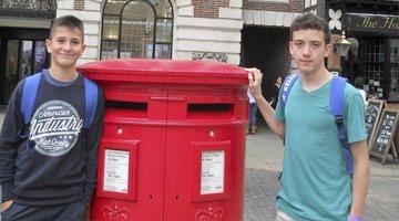 Cursos de Inglés en Shrewsbury –  2020