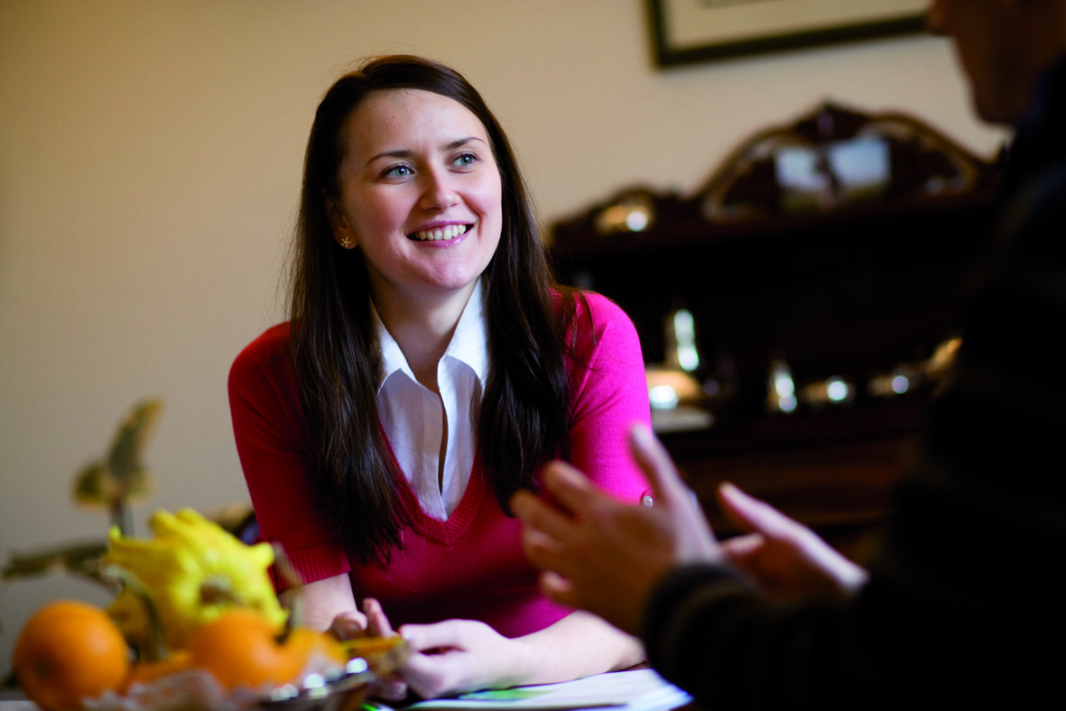 Curso de inglés en casa del profesor en el extranjero