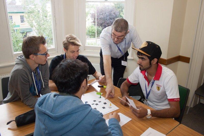 Inglés para profesionales de la salud en Oxford