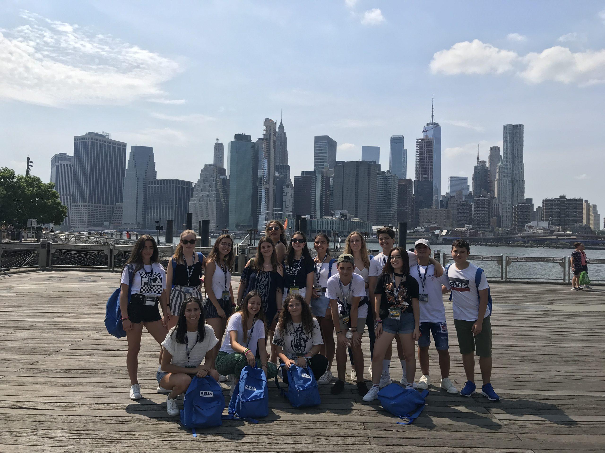 Curso jóvenes Nueva York