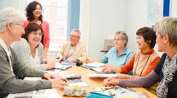 Cursos para Mayores 50 años en Chester – 2020