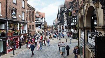 Cursos de Inglés en Chester