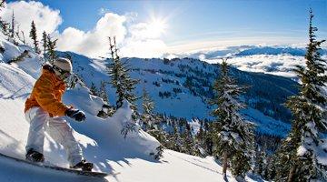 Cursos de Inglés y Esquí en Canadá – Whistler 2020