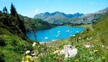 Campamento de Alemán o Inglés para niños en Suiza