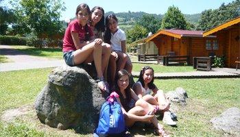 Campamento de inglís en Cantabria